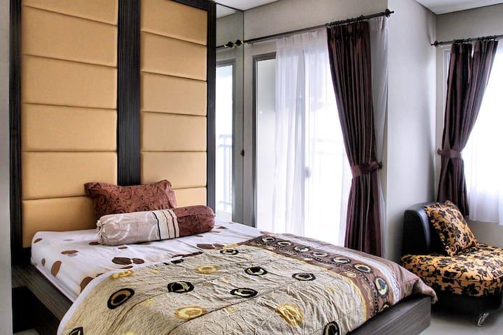 Cozy Studio in Thamrin City Complex - Jakarta - Leilighet