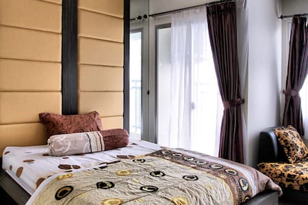Cozy Studio in Thamrin City Complex - Yakarta - Departamento