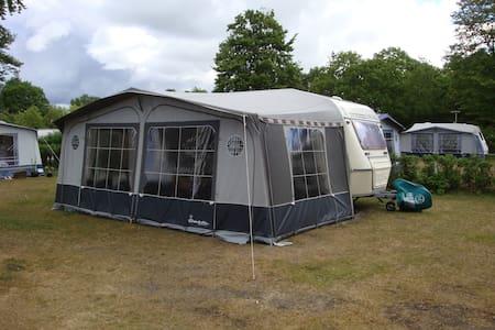 Camper 1 - Sunds Sø Camping  - Sunds