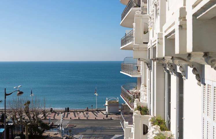 Appartement à deux pas la mer - St Raphael - Apartemen