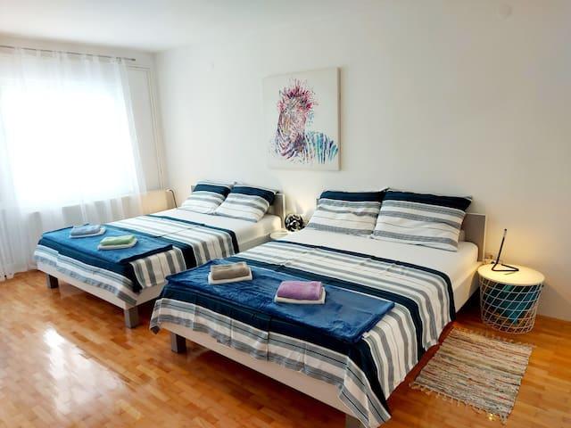 Apartment Kolar A1 City center Zabok, (A2-3 km)