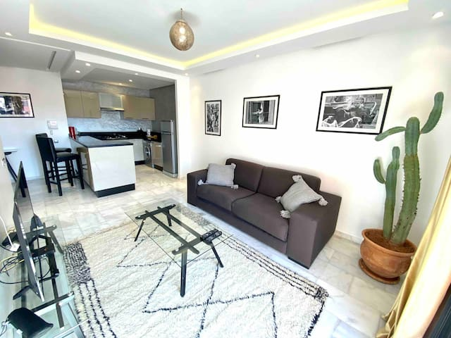 Appartement neuf et de haut standing à Gueliz