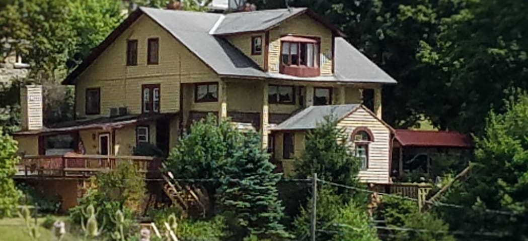 Mountain Primrose Bed & Breakfast - Thomas - Bed & Breakfast