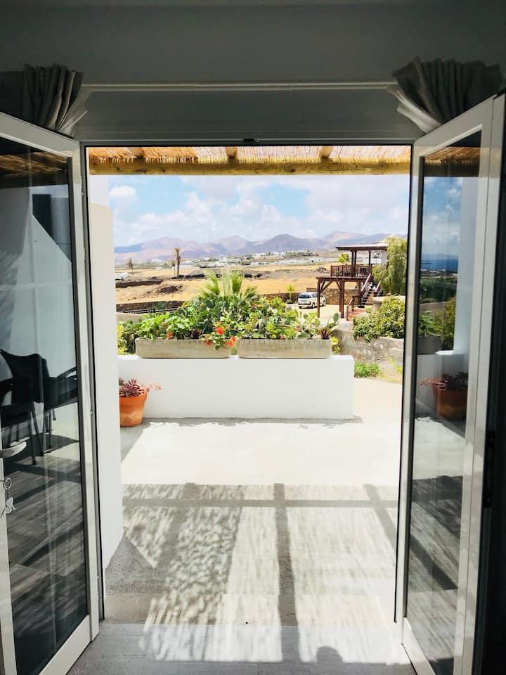 Apartamento El Volcán con vistas - Macher