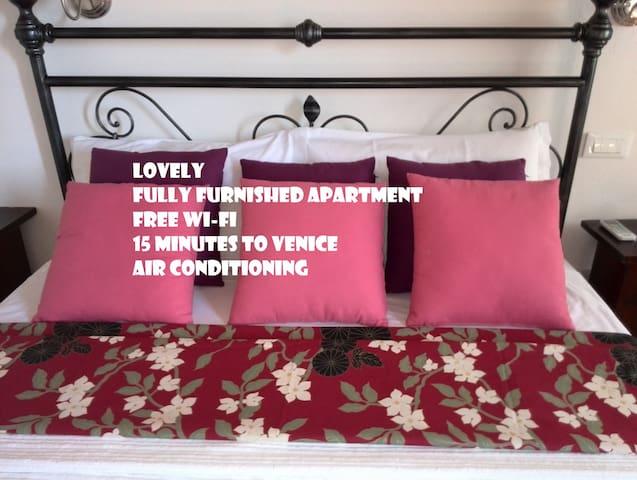 Casa Sandra apartamento cerca  Venecia