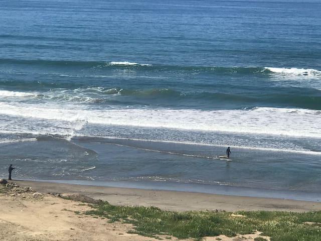 Sandy Beach Front GetAway 1