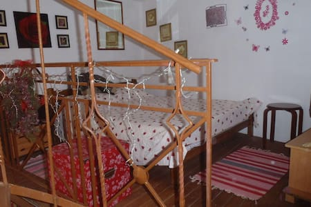 Traditional house-spectacular view! - Heraklion - Haus