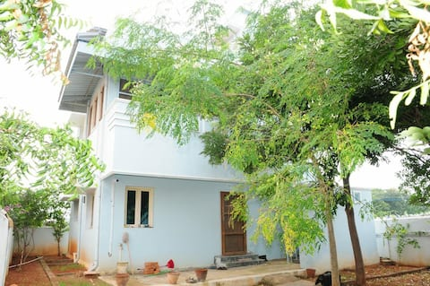 Blue House- Ground Floor 2BHK