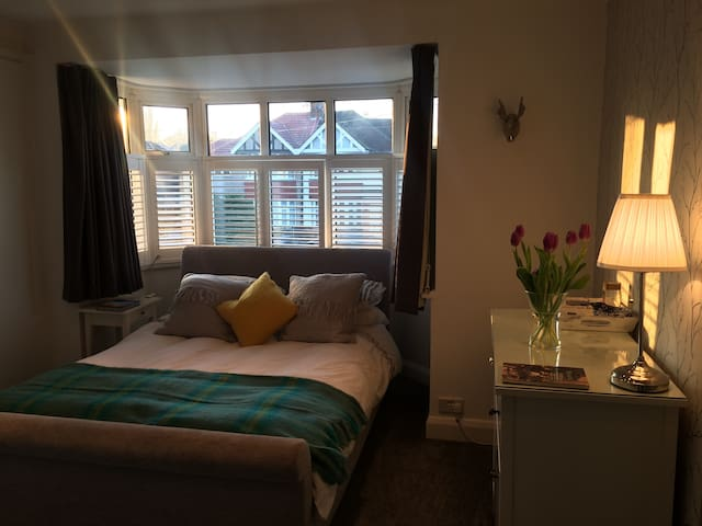 Large Room with Ensuite in Leafy London Suburb