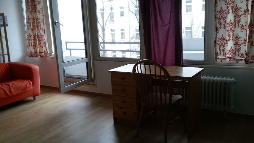 Flat in Neukölln next to Landwehrkanal - 柏林 - 公寓