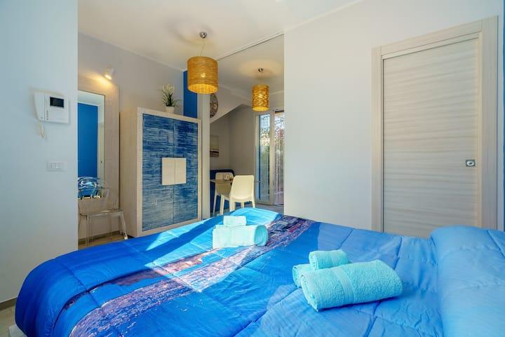 Appartamento Balì,a San Vito Lo Capo con stile....