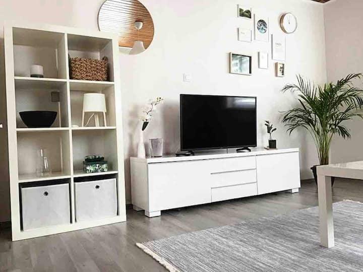 ⭐️ Gemütliche Wohnung mit Separatem Eingang ⭐️