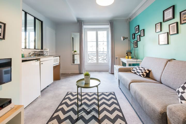 Mouffetard - Panthéon 3 : lovely apartment for 4p