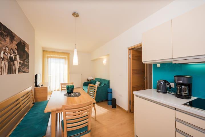 Großes, helles Apartment für Freunde und Familien