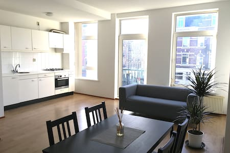 Open space 1 bedroom apartment best area OUDWEST - Amsterdam