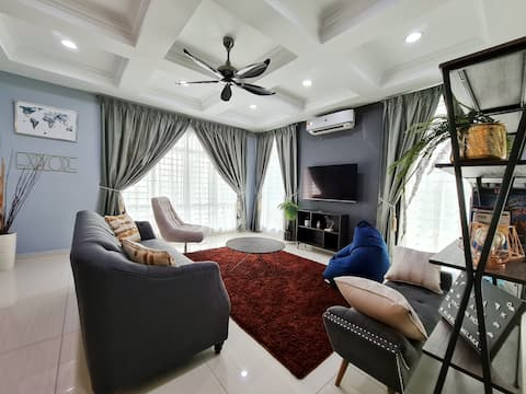 RUMA Melaka Vacation Home - with private pool