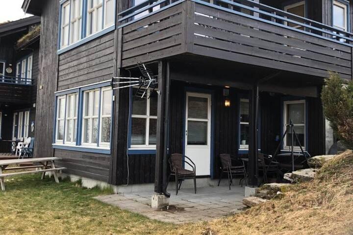 Koselig leilighet sentralt i Myrkdalen.