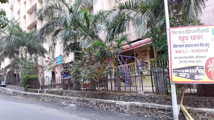 4 Bed Furnished Apt with Gym/Club at Goregaon (E)