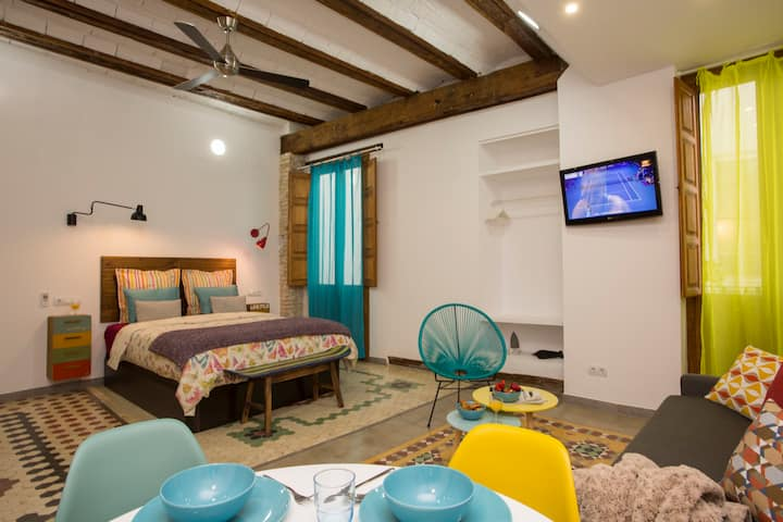 Old Town/Eco-friendly/Apartment Boutique/WIFIi