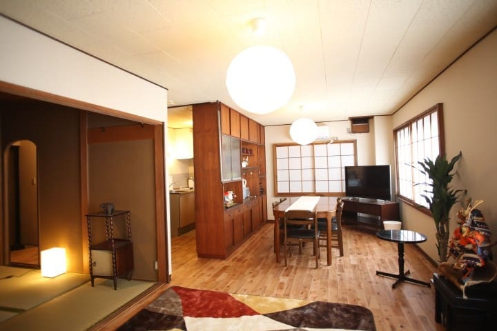 5min walk to Akihabara!!! 10 ppl☆Free wifi!#AS214 - Taitō-ku - Apartment