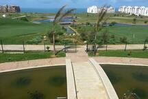 Asilah Marina Golf - Vue sur mer