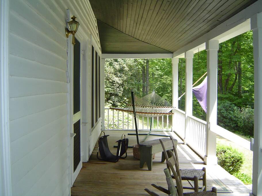 Cedar Mountain Summer Home