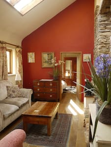 Salcombe Nr Beach Cottage free Wifi - South Huish - Lejlighed