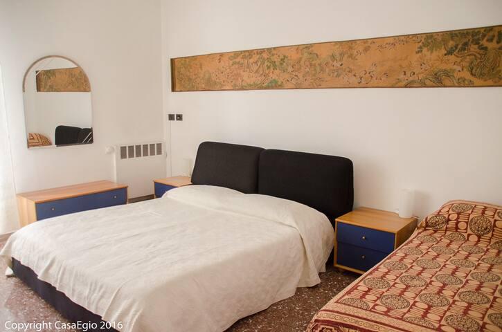Casa Egio,comodo zona fiera, Fico e centro storico - Bologna - Apartment