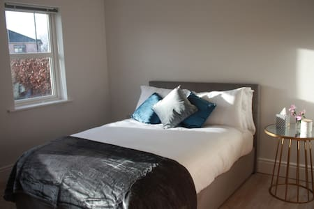 Private double room with ensuite - Tullow