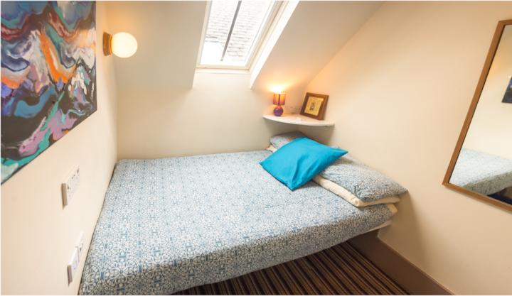 Basic Double Room in Hostel