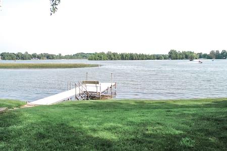Lakefront- Luxury Shiplap
