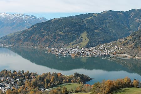 Central spacious Zell am See apartment (sleeps 6) - 滨湖采尔(Zell am See) - 公寓