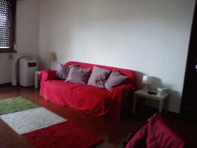 appartamento nel verde a Roma nord - Rom - Wohnung
