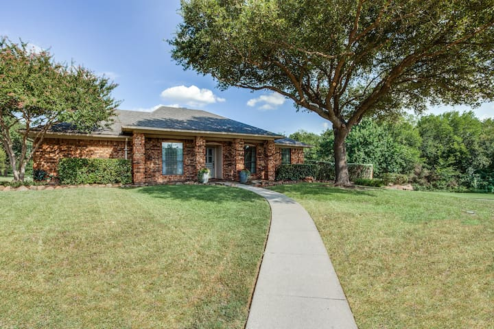 Augusta On The Green-Custom Home, Stunning Views - Plano - Maison