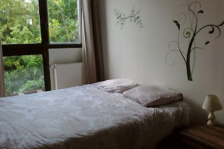 Guestroom in a nice old house, 4mn of the metro - Bagnolet