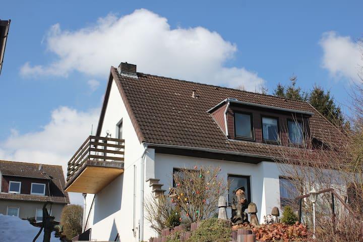 50m ² including kitchen, balcony