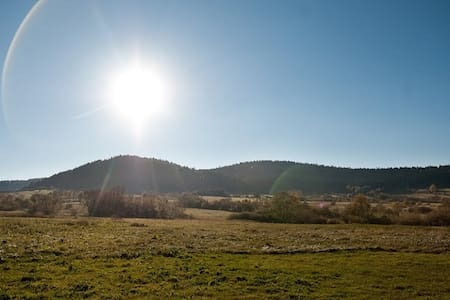 Chatka pod Kamarką