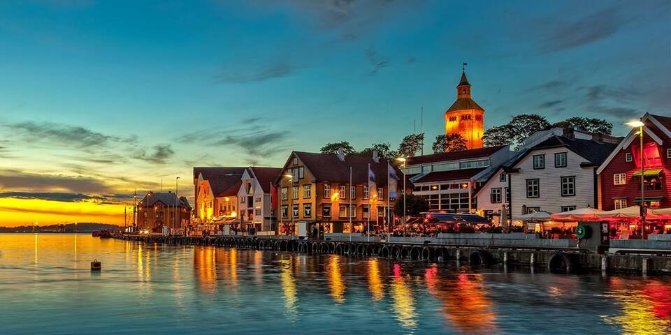 Guidebook for Stavanger