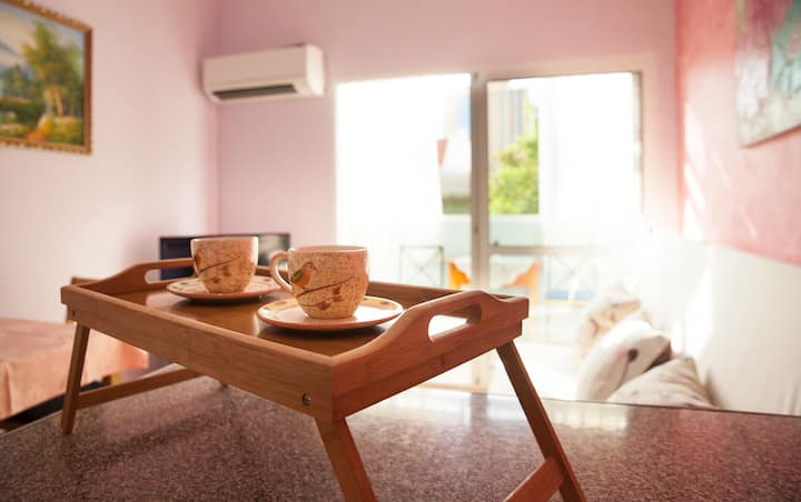 Acogedor apartamento en Fuengirola