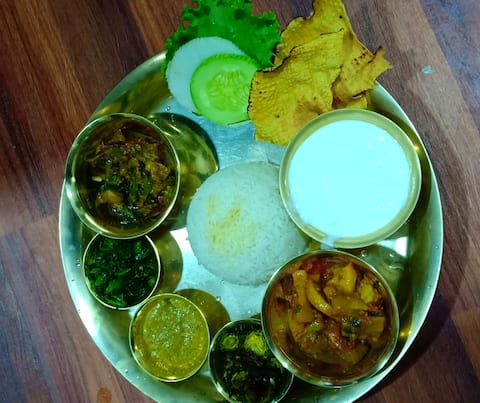 Subharambha organic farm and homestay