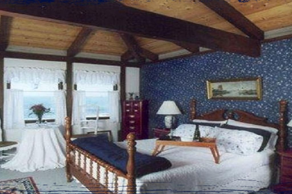 Ocean View Room With a Queen Size Bed