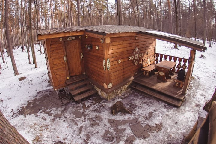 House in the woods for 2, Voronezh - Voronezh - Bed & Breakfast