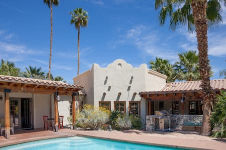 TWO Palm Springs Suites w/private entries - Palm Springs