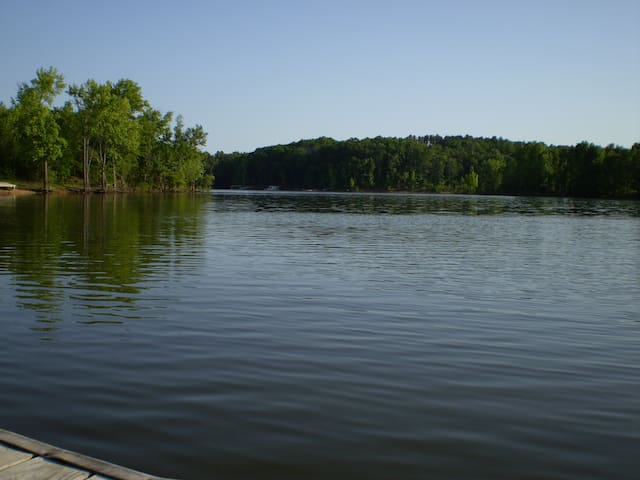 Entire lake house on Kerr Lake - Clarksville - Casa