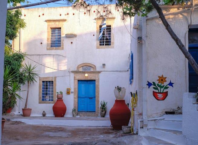 Faistos Traditional Mansion of 1870's
