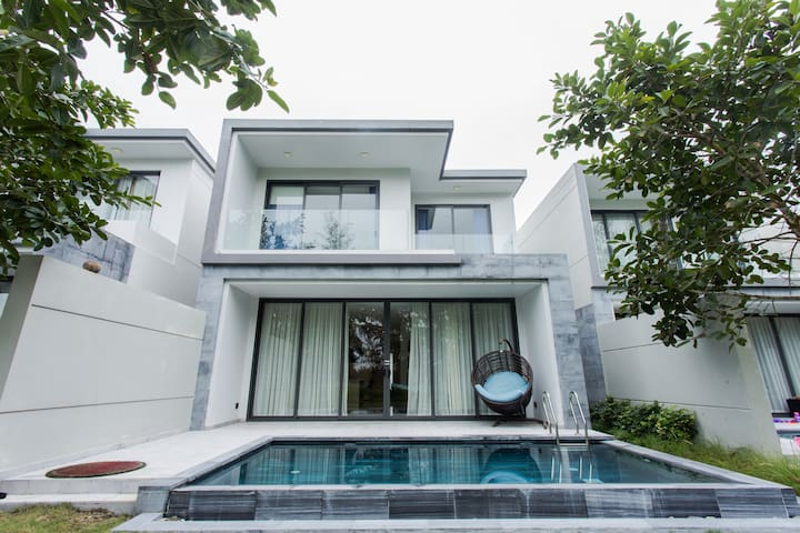 THE POINT Villa★LUXURY 3 BEDROOMS★PRIVATE POOL