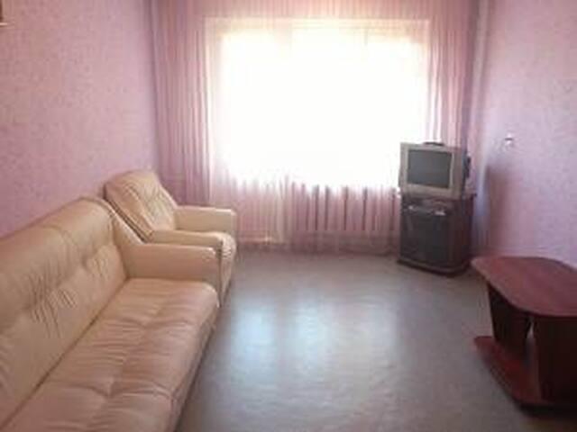 сдам жилье на часы и сутки кемерово - Prokopyevsk - Wohnung