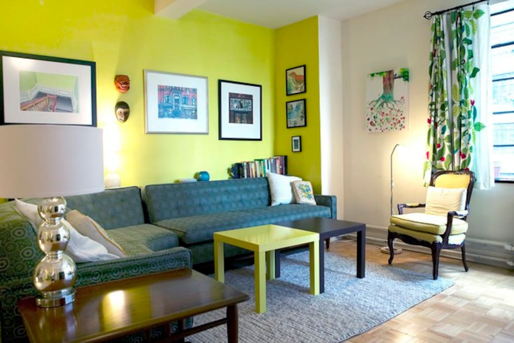 Mein / Dein Gästezimmer....mit Schlaf-Couch