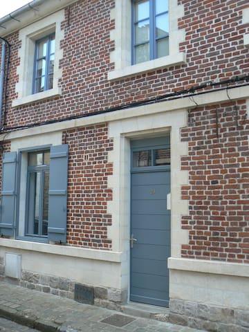 Ravissante maison hypercentre de Valenciennes - Valenciennes - Ev