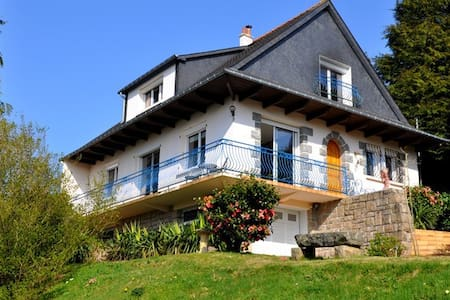 Les Horizons, Rostrenen - Bed & Breakfast